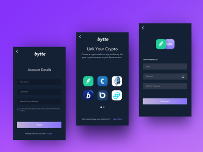 Bytte App AUTH