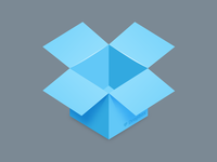 Dropbox Replacement Icon