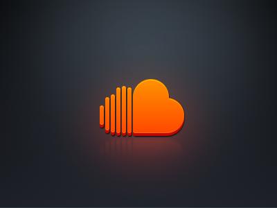 SoundCloud icon soundcloud cloud matte mac heart