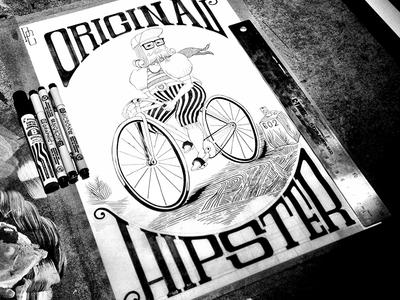 Original Hipster Inked