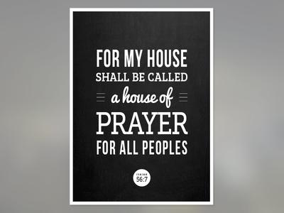 Isaiah Poster