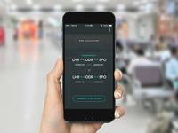 Flight Earnings App