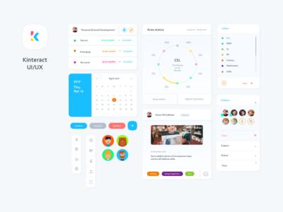 Education Platform Ui