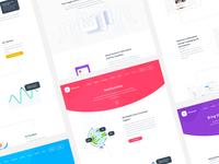 Kinteract Website Colours