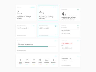 UI Cards for Platform