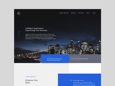 Dev Team Homepage