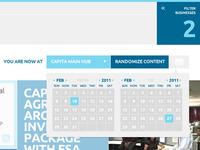 Social Hub Calendar