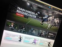 Sports Homepage