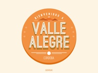 Bienvenidos a Valle Alegre (Welcome to Happy Valley)