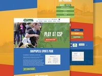 Chappapeela Sports Park Website