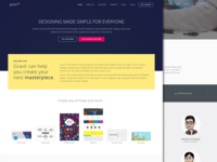 Gravit Web Site