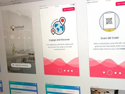Walkthrough for BeeBack ios app guide howto instructions walkthrough