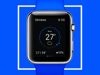 The Weather Channel Apple Watch App