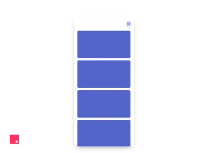 Ui Card View - Animation