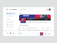 Google Podcasts Desktop App