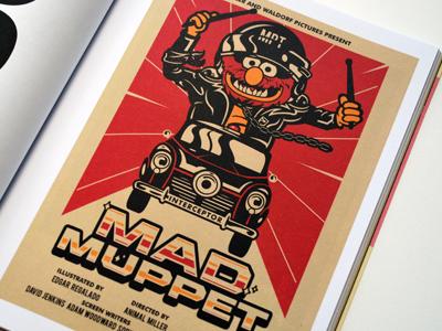 Mad Muppet