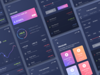 Financial interface design