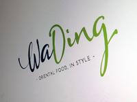 WaDing - Chinese Supermarket Logo
