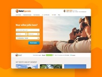 Hotel Specials Website Design