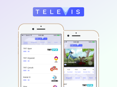Watching TV App [Televis]