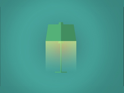 Lamp - illustration