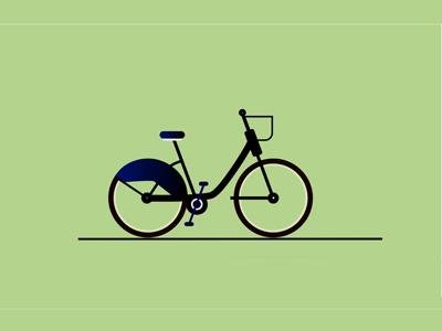 Cycle - illustrator