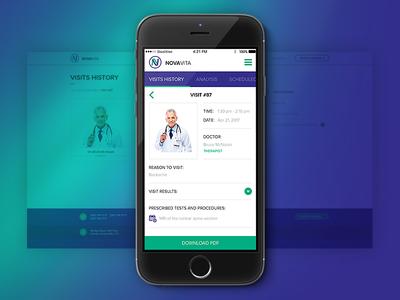 Patient Portal Mobile verision