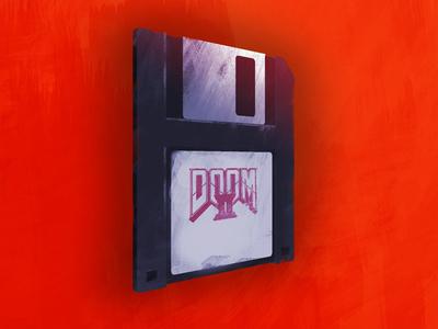 Floppy Disc Game