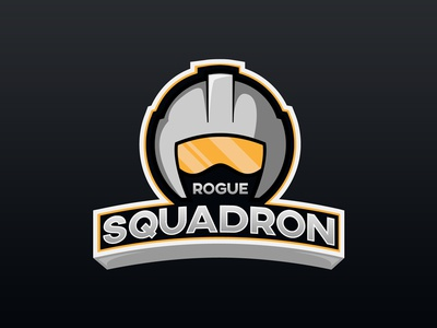 Rogue Squadron Sports Badge