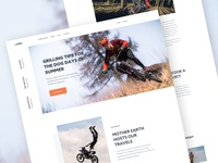 Homepage - Extreme Sports