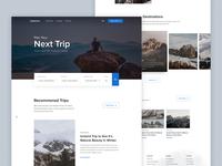 Tripplaner - Homepage