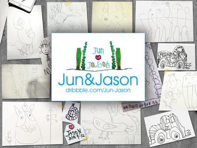 Jun&Jason's Logo