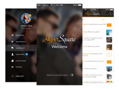 HyperSquare