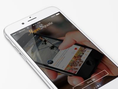 HyperSquare app
