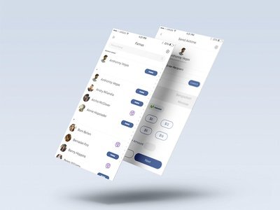 Famas APP iOS