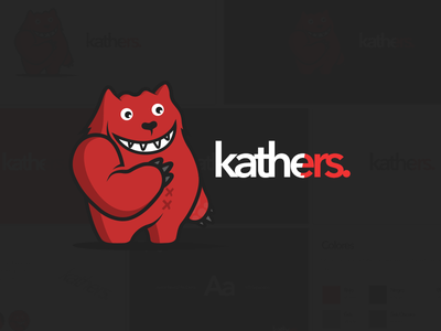 New logo for Kathers Team