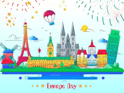 Happy Europe day!