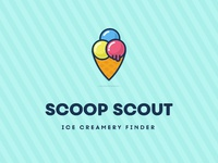 Scoop scout green