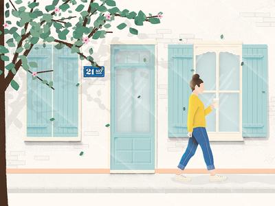 Strolls through Paris