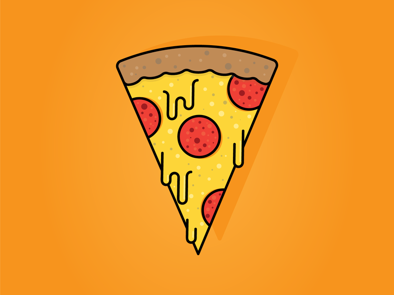 Pizza Palooza vector illustration