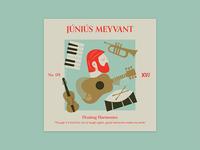 "Five Sixteen — Júniús Meyvant ""Floating Harmonies"""