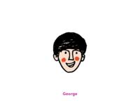 Fab Four - George