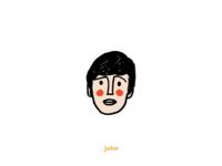 Fab Four - John