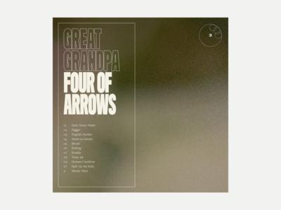 3. Great Grandpa - Four of Arrows
