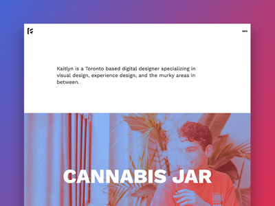 Portfolio Website – Soft Launch