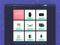 Social Store (Web Version)