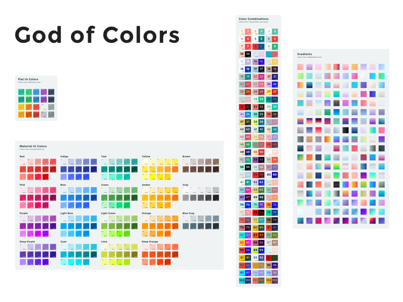 Download God of Colors – Freebie