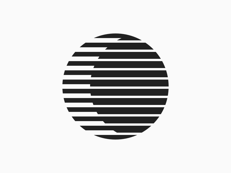 Record Label - Minimal Tattoo 37 logo circle negative explanation meaning mark tattoo minimalism minimal geometric design record label