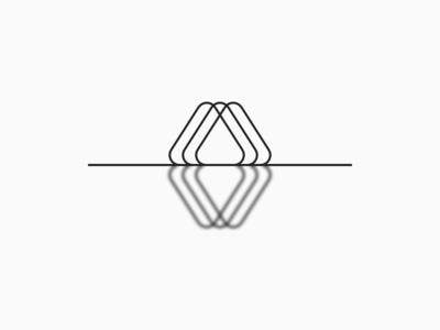 Reflection - Minimal Tattoo 59