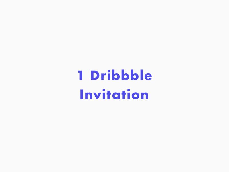 Dribbble Invitation giveaway dribbble invite invite dribbble invitation dribbble invitations dribbble invitation